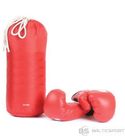 Boksa bumbieris ar cimdiem - bērnu / boksa maiss bērniem