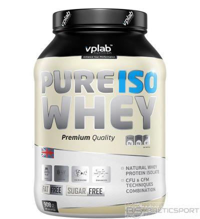 VPLab Pure Iso Whey - Vaniļas / 908 g