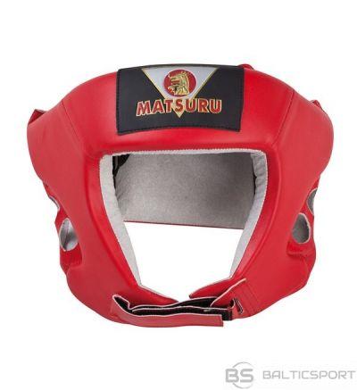 Boxing headguard PU Matsuru M blue