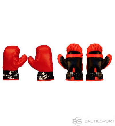 Schreuderssport Punchbag stand junior with gloves GET & GO 41BE