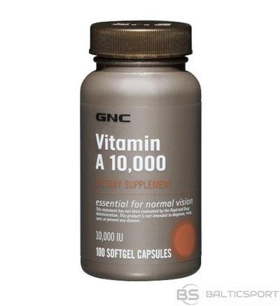 GNC Vitamin A 10,000 IU