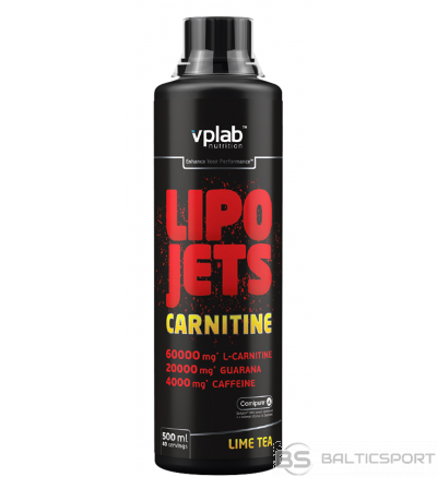VPLab LipoJets Carnitine
