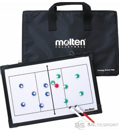 Strategy board for volleyball coach MOLTEN MSBV