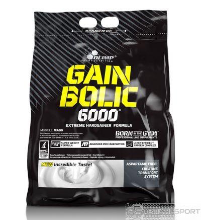 Olimp Sport Nutrition Olimp Gain Bolic 6000 - Zemeņu / 1 kg