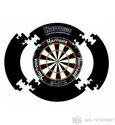 4 Piece Dartboard Surround HARROWS 9671