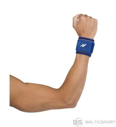 Rucanor Wrist support WRISTO with velcro closure 340 blue/black/white