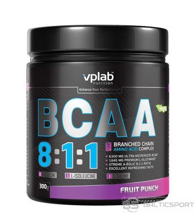 VPLab BCAA 8:1:1 - Augļu punša / 300 g