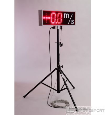 Polanik Digital Wind Speed Board