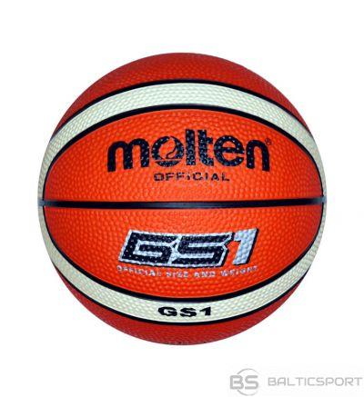Basketball ball MOLTEN BGS1-OI Souvenir, rubber