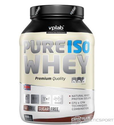 VPLab Pure Iso Whey - Šokolādes / 908 g