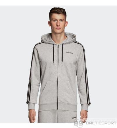 Džemperis adidas E 3S FZ FT DU0473 / Pelēka / S