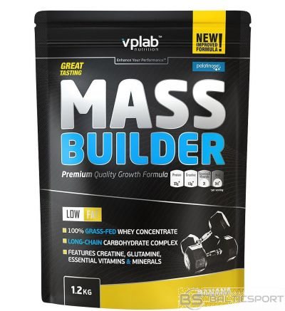 VPLab Mass Builder 1.2 kg - Banānu / 1,2 kg