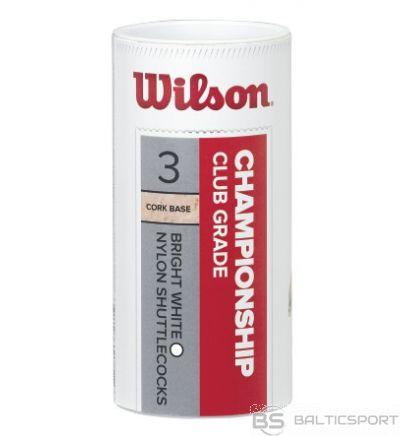 WILSON CHAMPIONSHIP VOLĀNI  (ātrie,balti)