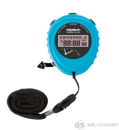 Stopwatch Tremblay blue