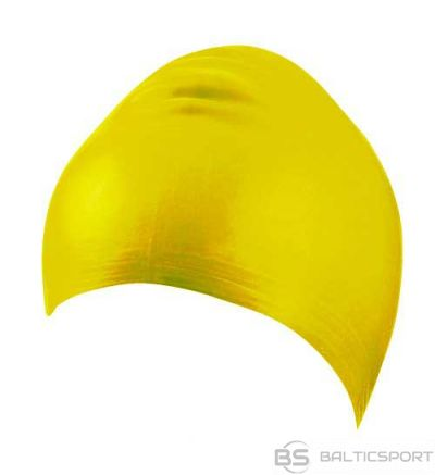 BECO Latex swimming cap 7344 2 yellow