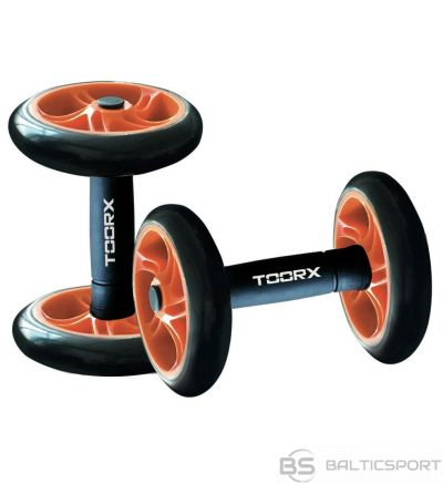 Toorx Abdominal handles with wheels  AHF157 2pcs