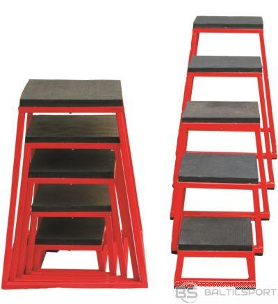 Pilometriskās platformas komplekts / plyometric  Jumping platform set