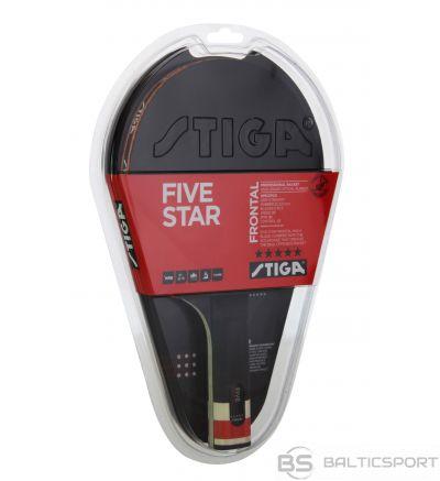 Stiga Frontal 5* (straight) galda tenisa rakete