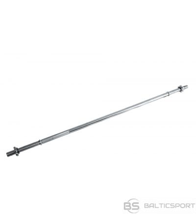 KETTLER Long weight bar with star grip screw 7371-780  160cm 9,3kg