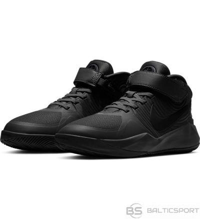 Nike Team Hustle D 9 FlyEase BV2952 010 apavu / 36 1/2 / Melna