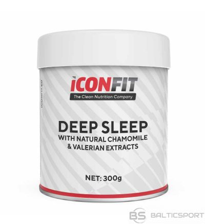 ICONFIT Deep Sleep (320g) Maisījums labam miegam