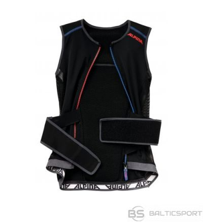 Alpina Sports JSP 3.0 Junior Vest / Melna / Zila / 152/158