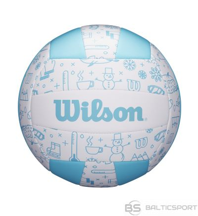 WILSON volejbola bumba SEASONAL WINTER