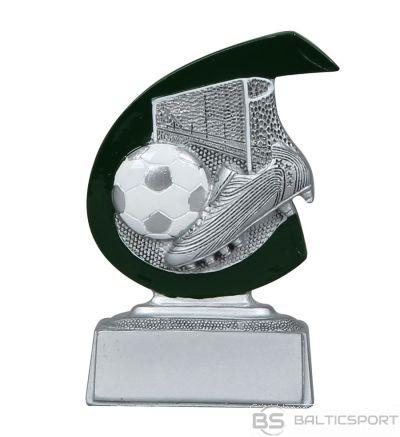 Biemans futbola statuete / 10 cm / multikolor