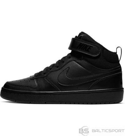 Nike Court Borough Mid 2 CD7782 001 / Melna / 36 1/2