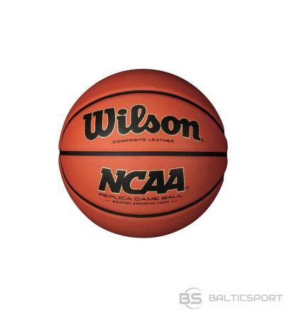WILSON basketbola bumba NCAA Replica Game ball