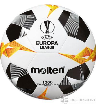 Football ball MOLTEN F5U1000-G9 UEFA Europa League replica, TPU size 5