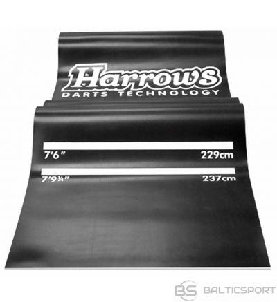 Profesional HARROWS DARTS MAT 0333