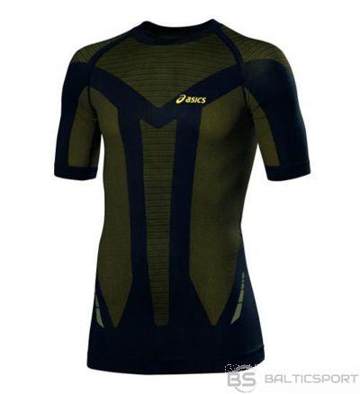 T-krekls Asics Seamless SS Top / Melna / M