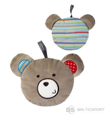 Heat Pack with rape seed filling FASHY BEPPO BEAR 63009 14x16cm