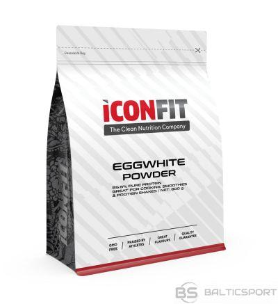 ICONFIT Olbaltuma pulveris (800g) Egg White Powder (85.8% protein)