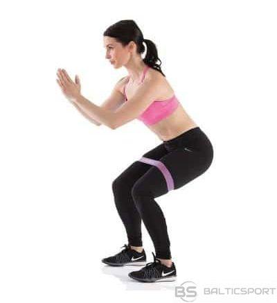 Gymstic Power Band MINI Strong apaļā pretestības gumija -cilpveida -PROFESIONĀĻIEM