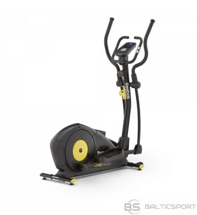 Eliptiskais trenažieris Cross Trainer Reebok GX40 One Series Black