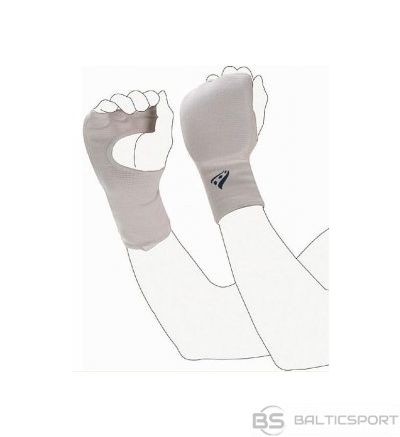 Matsuru RUCANOR Hand/fist protection HANDPAD L 01 white (0581)