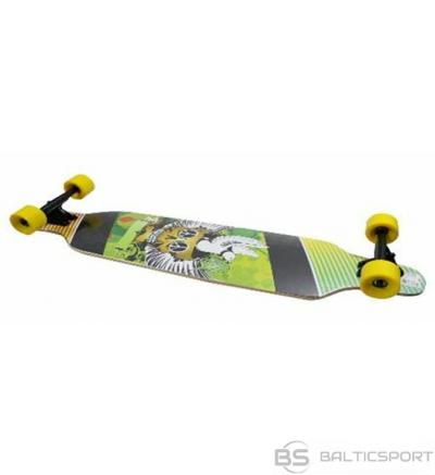 Longboard skrituļdēlis - YX-0220B zaļš