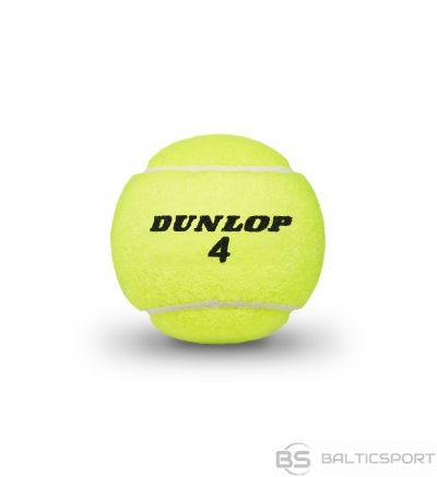 Tennis balls DUNLOP CLUB CHAMPIONSHIP 3-tube