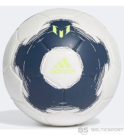 Bumba adidas Messi Mini FL7028 / Balta / 1