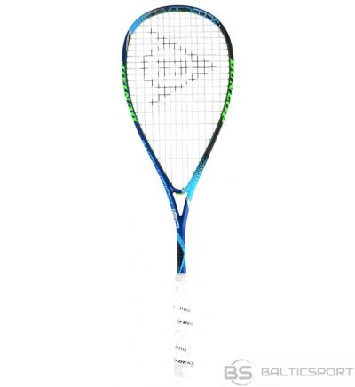 Squash racket DUNLOP HYPERFIBRE EVOLUTION PRO 120g for professionals Nick Matthew signature