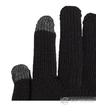Adidas Juventus Gloves DY7519 cimdi / Melna / S