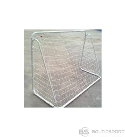 Saliekami alumīnija futbola vārti - 300 x 205 x 120 cm