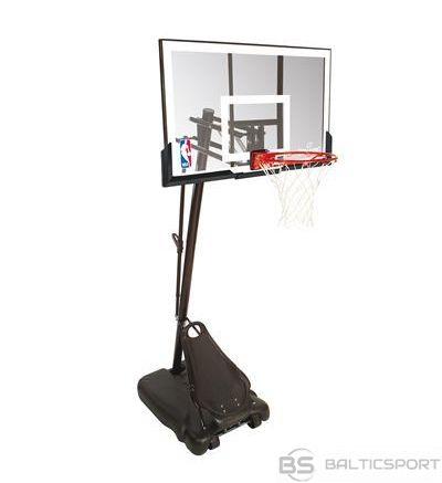 Spalding Basketbola, strītbola groza konstrukcija NBA GOLD PORTABLE