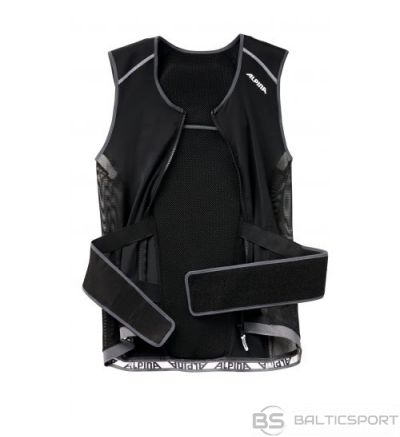 Alpina Sports JSP 3.0 Men Vest / Melna / Balta / L