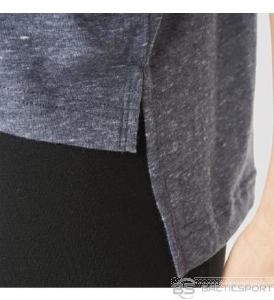 T-krekls adidas negabarīta grafiskā Tee AY0181 / Jūras zila / S