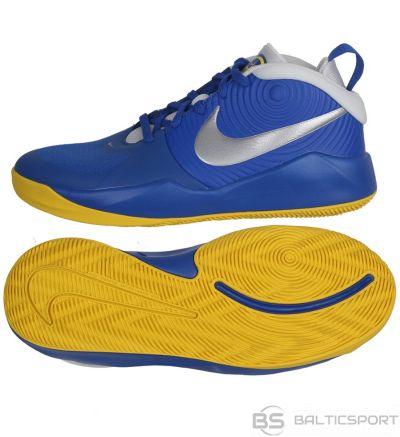 Nike Team Hustle D 9 (GS) AQ4224 404/36 / Zila kurpes