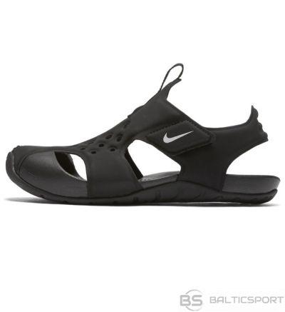 Nike zēnu Nike Sunray Protect 2 (ps) 943826 001 sandales / Melna / 32