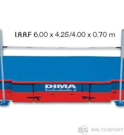 Dima Challenger IAAF augstlēkšanas paklāju komplekts